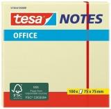 Notite adezive office 75 x 75 mm 100 file/set Tesa