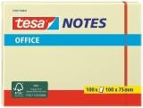 Notite adezive office 100 x 75 mm 100 file/set Tesa