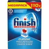 Detergent tablete pentru masina de spalat vase Powerball Classic 110 buc/set Finish