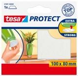 Protectii antizgarieturi 100 x 80 mm alb Tesa