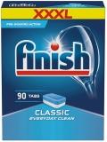 Detergent tablete pentru masina de spalat vase, Clasic, 90 buc/set, Finish