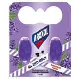 Gel antimolii lavanda 3 bucati Aroxol