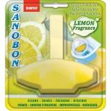 Odorizant WC lemon, 55 g, Sano Sanobon