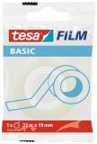 Banda adeziva transparenta Basic 33m x 19 mm Tesa
