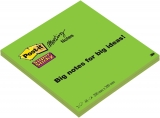Notite adezive pentru conferinte Super Sticky Post-It® 200 x 200 mm 3M