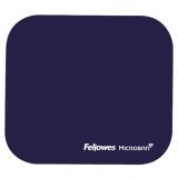 Mousepad cu protectie antibacteriana Microban® Fellowes bleumarin