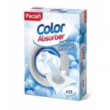 Servetele absorbante pentru rufe albe 15 bucati/cutie Paclan