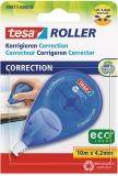 Roller corector 10 m x 4.2 mm Tesa