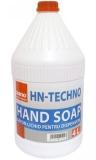 Sapun lichid albastru pentru dozatoare, HN-Techno, 4l, Sano Professional