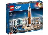 Racheta pentru spatiul indepartat si Centrul de comanda a lansarii 60228 LEGO City