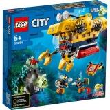 Submarin de explorare 60264 LEGO City