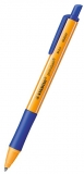 Pix cu mecanism Pointball 0.5 mm albastru Stabilo