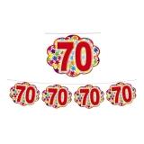 Kit Ghirlanda Norisori 70 (fata dubla) 400 x 20 cm Big Party