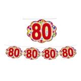 Kit Ghirlanda Norisori 80 (fata dubla) 400 x 21 cm Big Party