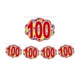 Kit Ghirlanda Norisori 100 (fata dubla) 400 x 22 cm Big Party