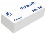 Radiera AS 30 plastic alb fara ftalat Pelikan