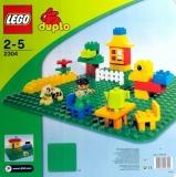 Placa de baza verde 2304 LEGO Duplo