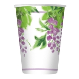 Pahare 200 ml Liliac 12 buc/Set Big Party