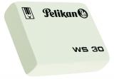 Radiera WS 30 cauciuc alb 30 bucati Pelikan