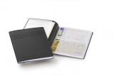 Suport PP pentru carduri 80 x 115 mm Durable
