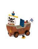 Barca Piratilor - Joaca-Te Si Plimba-Te Little Tikes