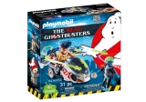 Ghostbuster - Stantz Si Motocicleta Playmobil