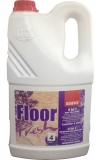Detergent pardoseli lavanda si liliac 4L Fresh Floor Sano