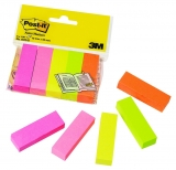 Notite adezive Post-It® index 15x50 mm 5/set 3M