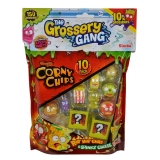 Set tematic cu figurine The Grossery Gang Corny Chips