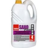 Detergent lichid pentru curatat geamuri, 4l, Sano Clear