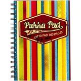 Caiet cu spira A4 80 file, matematica, Jotta Americano Pukka Pads