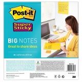 Notite adezive Post-it ® Super Sticky™ BIG notes