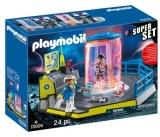 Super Set - Inchisoarea Galactica Playmobil