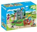 Super Set - Gradina Familiei Playmobil
