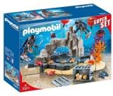 Super Set Echipa Swat De Scafandri Playmobil