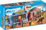 Orasul Din Vestul Salbatic Playmobil