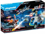 Masina De Teren A Politiei Galactice Playmobil