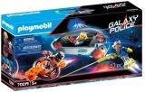 Planorul Politiei Galactice Playmobil