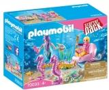 Set Trasura Cu Caluti De Mare Playmobil