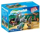 Set Cavaleri Si Comoara Playmobil