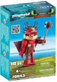 Snotlout In Costum De Zbor Playmobil