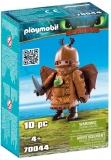 Fishleg In Costum De Zbor Playmobil