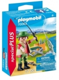 Figurina Pescar Playmobil