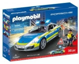 Porsche 911 Carrera 4S Politie Playmobil