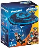 Rex Dasher Cu Parasuta Playmobil
