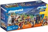Charlie Si Inchisoare Trasa De Cai Playmobil
