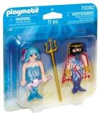 Set 2 Figurine - Rege Si Sirena Playmobil