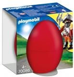 Pusculita Ou - Cavaler Cu Tun Playmobil