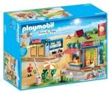 Set Camping La Plaja Playmobil