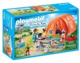 Cort Camping Playmobil